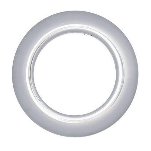 Люверс для штор хром, 35 мм, круглий