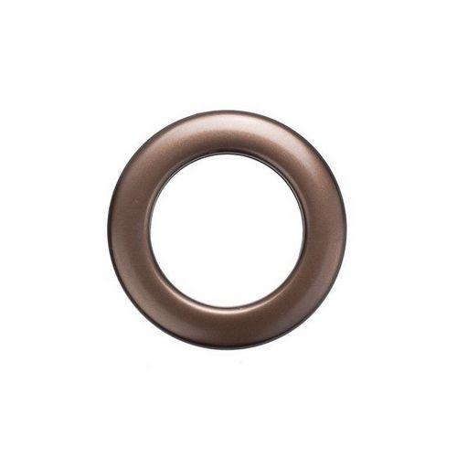 Люверс для штор ржа, 28 мм, круглий