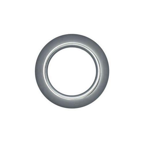 Люверс для штор тітан, 28 мм, круглий