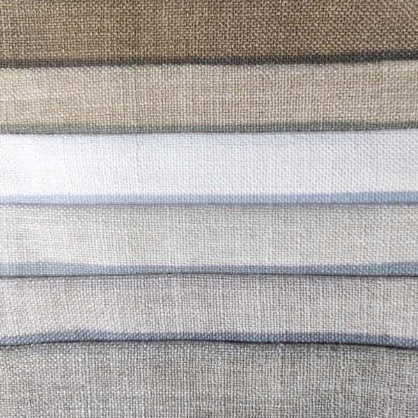 Ткань рогожка для штор Suerte Reach